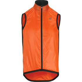 assos Mille GT Wind Vest lolly red